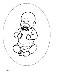 Family Color Page Coloring Pages For Kids People And