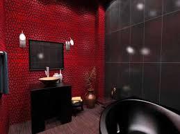 Teal Bathroom Tile Ideas by Bathroom Design Wonderful Red Black White Bathroom Decor Red And
