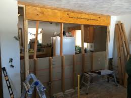 Sistering Floor Joists To Increase Span by How To Remove A Wall Load Bearing Or Not And Install A Header