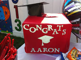 Graduation Table Decorations Homemade by Best 25 Graduation Card Boxes Ideas On Pinterest Grad Party