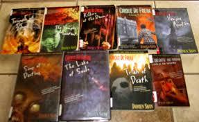 Lot 9 CIRQUE DU FREAK Books Shan Vampire Tunnels Blood Sons Death Killers