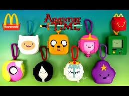 Mcdonalds Halloween Pails Ebay by 2017 Mcdonald U0027s Adventure Time Happy Meal Toys Full Set 8 Kids