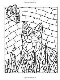 Resultat Dimatges De Creative Haven Wildlife Color By Number Coloring Book Gratis