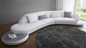 canapé design blanc design blanc