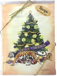 LSU Christmas Cards