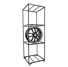 Alloy Mag Wheel Rim Display Rack Image