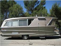 Incredible Dreamliner 1961 Trailer Prototype For Sale Now On Ebay Cgiebay Ebaymotors 1960 HolidayHouse One Of A Kind Futuristic Proto
