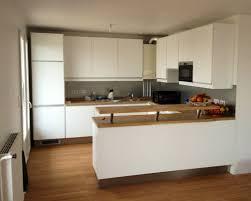 cuisine marron et blanc agréable cuisine marron et blanc 3 cuisine blanche plan en