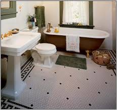 white hexagon bathroom floor tile tiles home decorating ideas