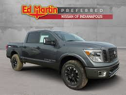100 Nissan Titan Truck 2019 For Sale In Indianapolis IN Ed Martin