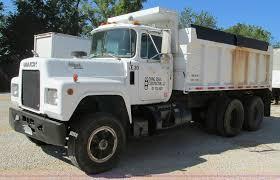 100 Ural Truck For Sale 1989 Mack Econodyne R690ST Dump Truck Item G9444 SOLD O
