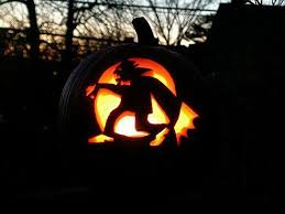 Scary Vampire Pumpkin Stencils by 42 Best Werewolf Pumpkin Carvings Images On Pinterest Carved