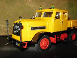 100 Lenz Truck My O Gauge Layout Kaelble S