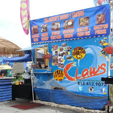 CLAWS MOBILE EATERIES - Tampa Food Trucks - Roaming Hunger White Castle Is Here In Tampa Tampa How To Book A Food Truck Bay Carlos Eats Pleasing Food Truck Catering Wedding 2018 Pizza Trailer Trucks The Cheesteak Serving Their Authentic Phillys Home Facebook Hackknife Northeast Childrens Of Fundraiser Unique Cheap 7th And Pattison Meals On Wheels Attempts Record Wusf News Crazy Empanada Roaming Hunger Shredden Chicken