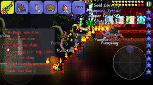 Terraria Halloween Event Arena by Terraria Halloween Costumes