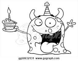 happy birthday drawings easy