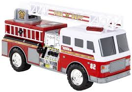 100 Tonka Fire Rescue Truck Buy Titan Mighty Motorized In Cheap Price On