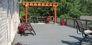 Patio Decks Sonrise Hardscaping for Tulsa Landscaping and