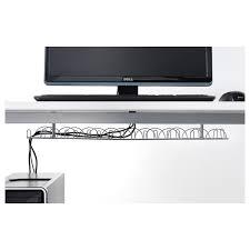 signum kabelkanal waagerecht silberfarben 70 cm