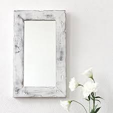 Amazon Decorative Wall Mirror For Rustic Decor By WoodenStuff
