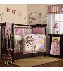 cocalo jacana 8 piece crib bedding set