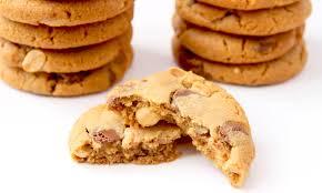 recette de cuisine cookies la cuisine de bernard cookies au beurre de cacahuètes et chocolat