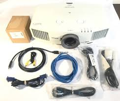 Epson 8350 Lamp Replacement by Epson Powerlite Pro G5450wu H346a 3lcd Hdmi 4000 Lumens Hd