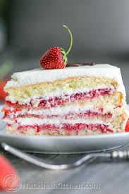 This is THE Strawberry Cake It calls for 1 1 2 lbs of