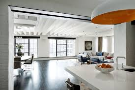 100 Interior Loft Design Bold Colors Tastefully Displayed By Laight Street In New York