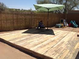 Wood Pallet Deck Total Cost 7 For Saw Blades