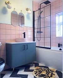 33 beautiful bathroom tile design ideas