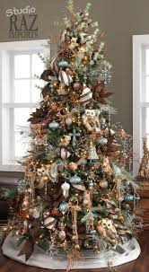 Charlie Brown Christmas Tree Walmart by 25 Best Brown Christmas Decorations Ideas On Pinterest Charlie