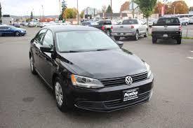 Used One-Owner 2014 Volkswagen Jetta S In Puyallup, WA - Puyallup ...