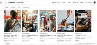 $25 Off An AirBnB Experience - Deals We Like 3ingredient Peanut Butter Cookies Kleinworth Co Seamless Perks Delivery Deals Promo Codes Coupons And 25 Off For Fathers Day Great American Your Tomonth Guide To Getting Food Freebies At Have A Weekend A Cup Of Jo Eye Candy Coupon Code 2019 Force Apparel Discount January Free Food Meal Deals Other Savings Get Free When You Download These 12 Fast Apps Coupon Enterprise Canada Fuerza Bruta Wikipedia 20 Code Sale On Swoop Fares From 80 Cad Roundtrip Big Discount Spirit Airline Flights We Like