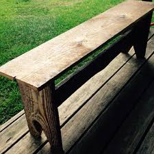 find more farm table bench made with old barn wood for sale at up