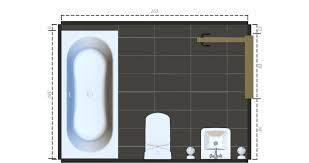 Small Master Bathroom Layout by 15 Free Sample Bathroom Floor Plans Small To Large
