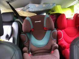 peut on mettre 3 siege auto dans une voiture véhicule avec 3 vraies places à l arrière conseil achat