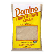 Domino Light Brown Sugar 2 lbs