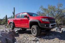 100 Road Truck 2019 Chevy Colorado ZR2 Bison Leads The Off Charge GearJunkie