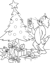 Angry Birds Tom And Jerry Colouring Pages