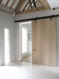 10 Examples Of Barn Doors In Contemporary Kitchens, Bedrooms And ... Amazoncom Hahaemall 8ft96 Fashionable Farmhouse Interior Bds01 Powder Coated Steel Modern Barn Wood Sliding Fascating Single Rustic Doors For Kitchens Kitchen Decor With Black Stool And Ana White Grandy Door Console Diy Projects Pallet 5 Steps Salvaged Ideas Idea Closet The Home Depot Epbot Make Your Own Cheap