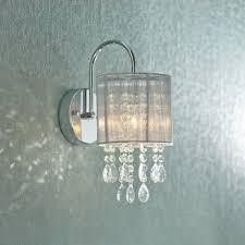 Bathroom Wall Sconces Chrome by Possini Euro Silver Line 12