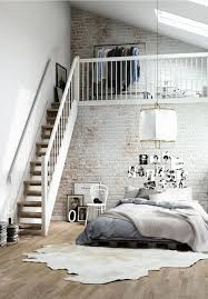 How Amazing Is This Lofty Minimalist Bedroom Wed Kill For Those High Ceilings