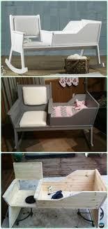 DIY Rocking Chair Crib Instruction