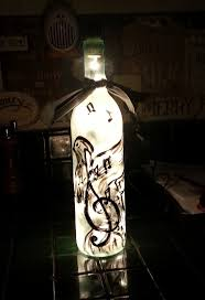 Decorative Wine Bottles Crafts by 62 Best Wonderfabulous Wine Bottles With Lights Images On