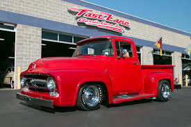 100 1956 Ford Truck F100 Fast Lane Classic Cars