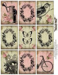 Ephemeras Vintage Garden Free Printable
