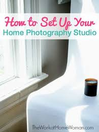 How To Set Up Your Home Photography Studio
