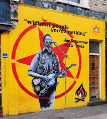 joe strummer mural london resident magazine