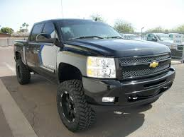 Get Your Chevrolet Silverado Lifted - Arizona Lifted Trucks